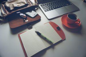 online en offline tekstschrijver